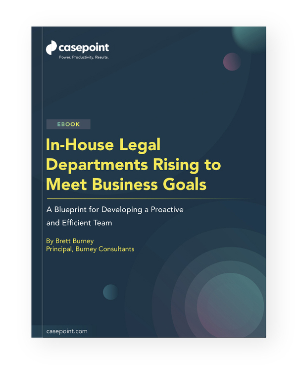 How to Turn Your Legal Department Into an Efficiency Powerhouse